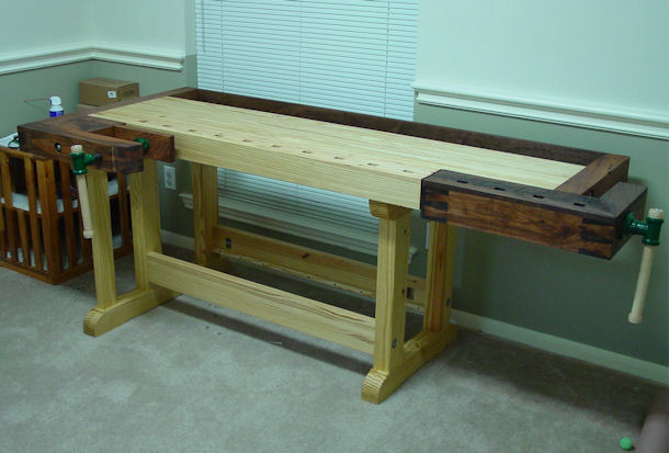 The Workbench Project – sawd.us …and other things I make